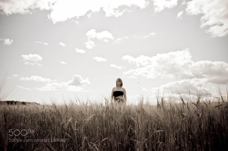 Photograph Leena by Sanna Einola on 500px