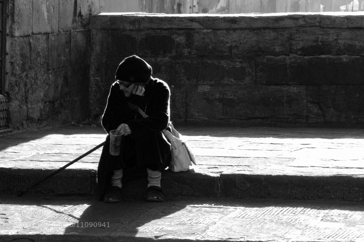 Photograph Waiting Women by Georgie Pauwels on 500px