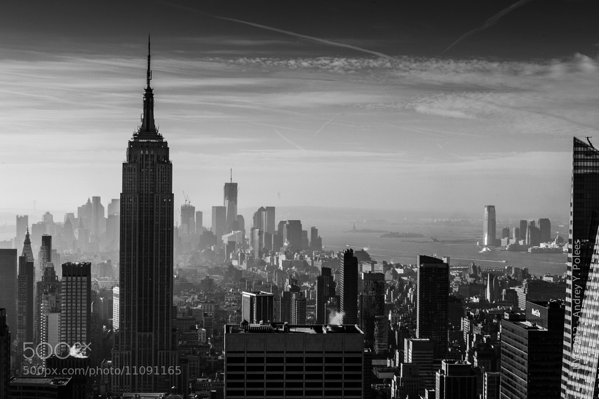 Photograph Empire State Building by Andrey Y. Polees on 500px