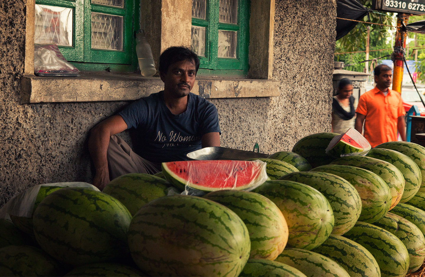 Photograph Watermellons by Subhro Kar on 500px