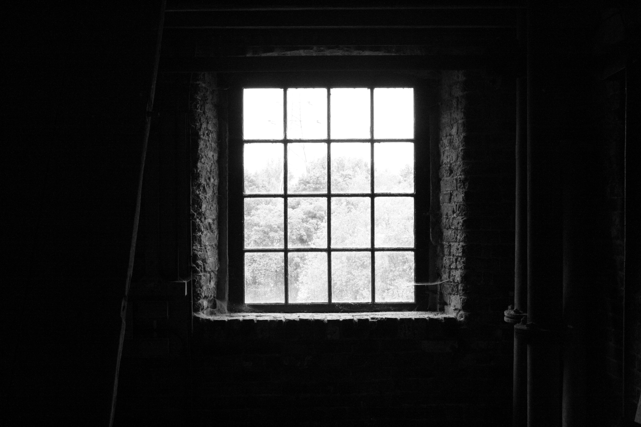 Photograph Mill Window by John O'Hara on 500px
