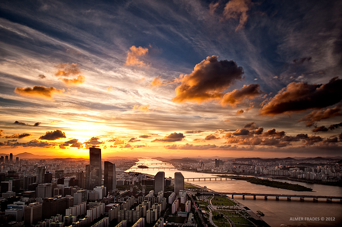 Photograph Han River, Seoul by Almer  Frades on 500px