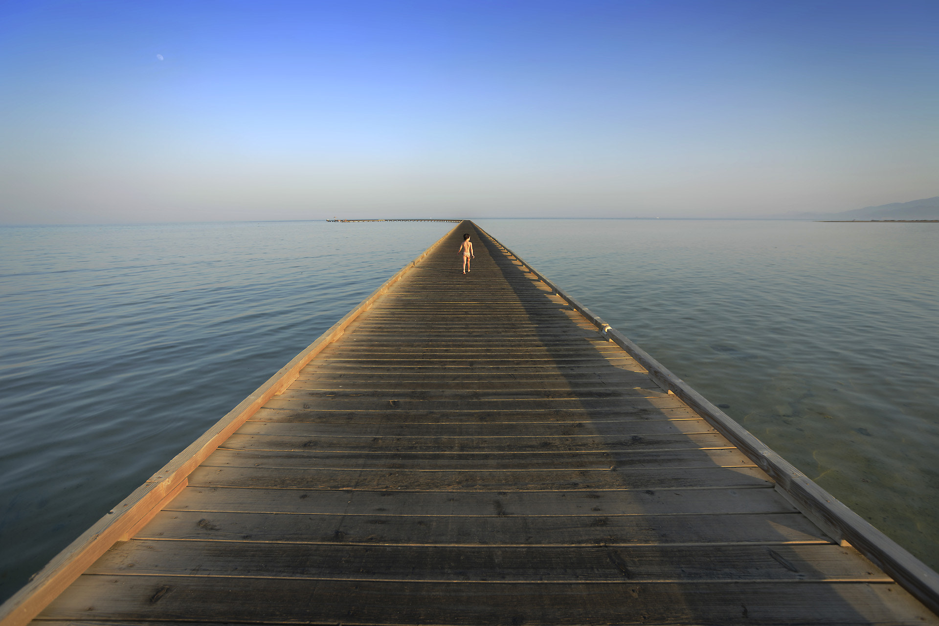 Photograph Pier in the Red Sea by Tibor Mester on 500px