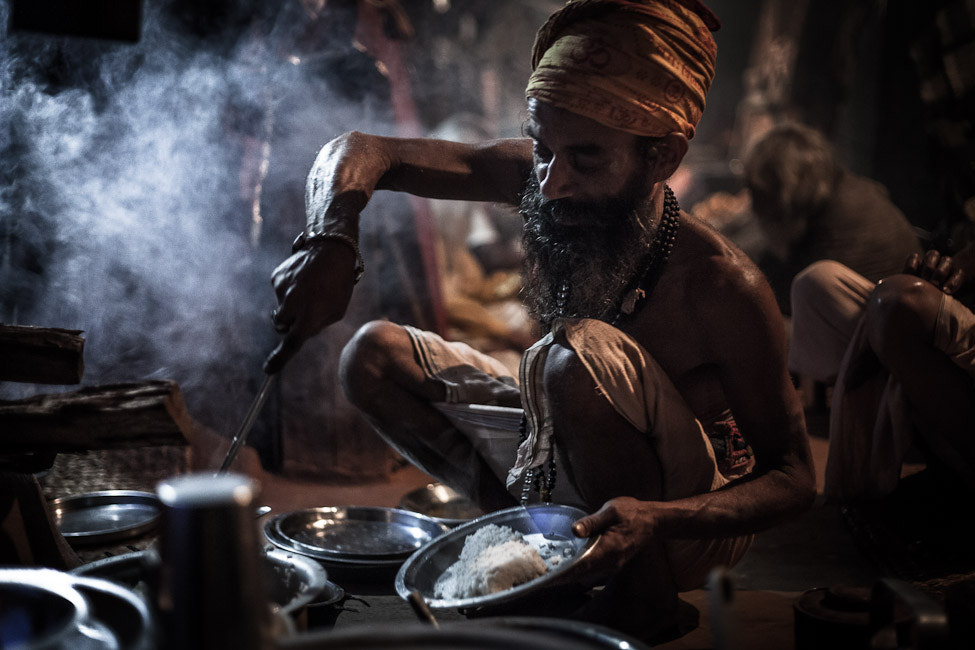 Photograph Nepal, Pashupatinath - Sadhu by Sebastian Wolligandt on 500px