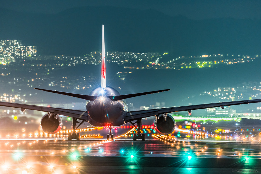 Photograph Lights by Takahiro Bessho on 500px