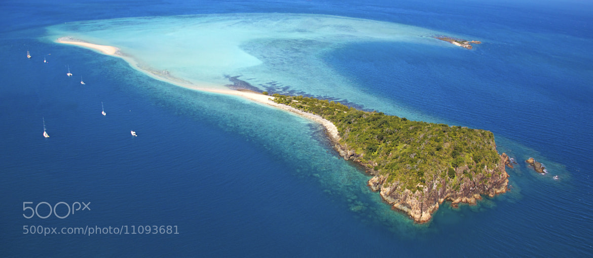 Photograph Island Paradise by Tanya Puntti on 500px
