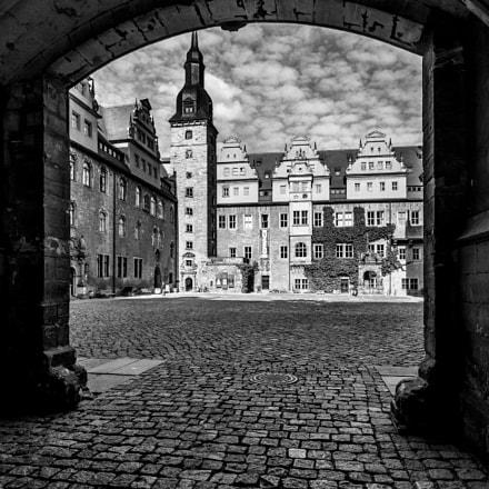 Merseburg, Schloss