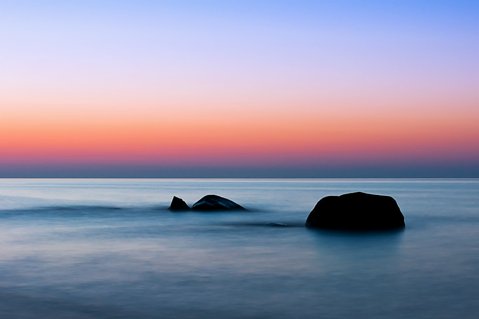 Photograph Baltic Sea by T. Reflexion on 500px