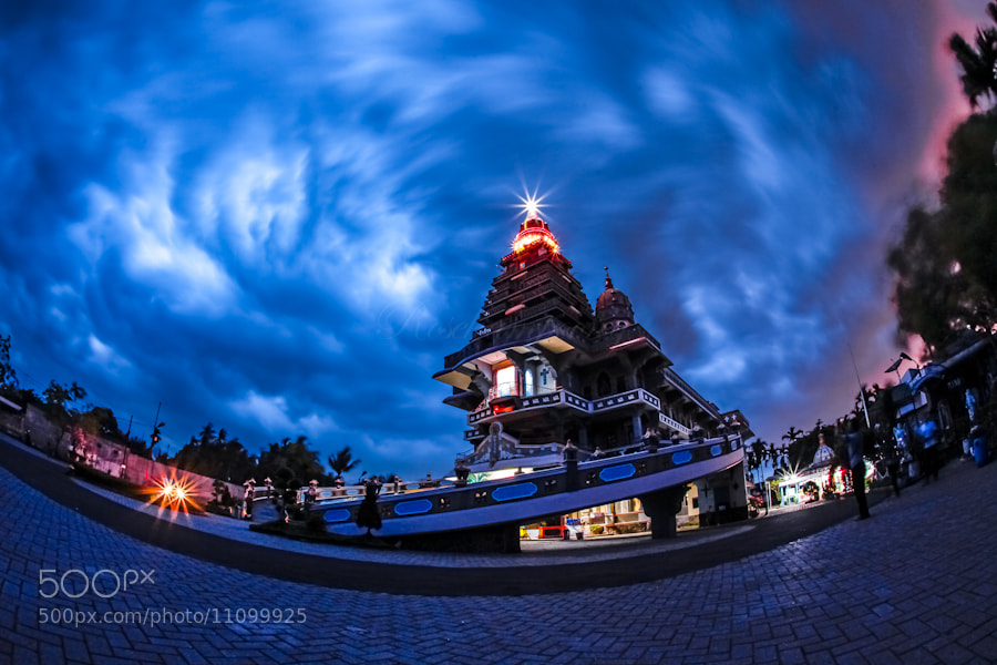 Photograph Annai Velangkani Church by Rose Kampoong on 500px
