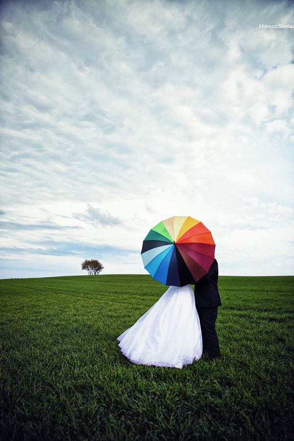 Rainbow by Mateusz Strelau on 500px.com