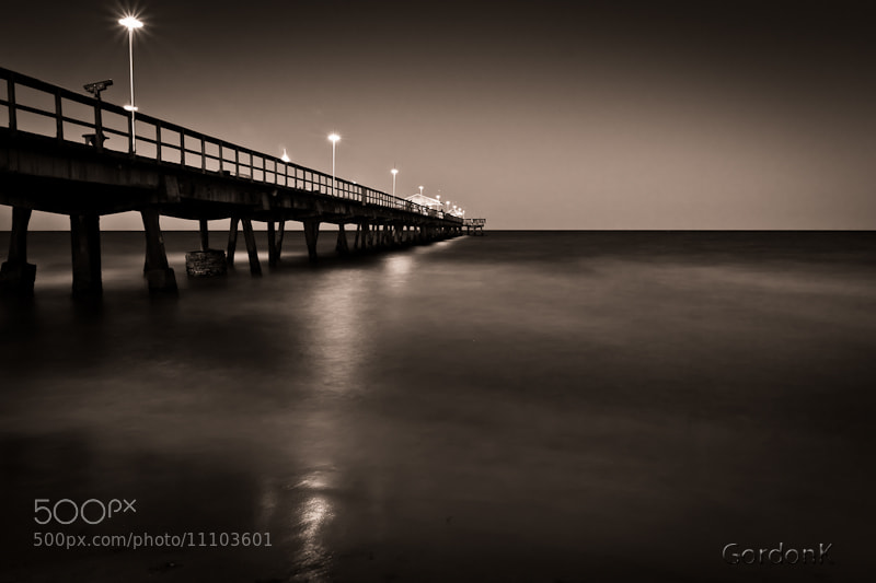 Photograph Fort Lauderdale at night by Gordonk -Photography on 500px