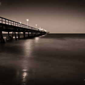 Fort Lauderdale at night by Gordonk -Photography (gordonk)) on 500px.com