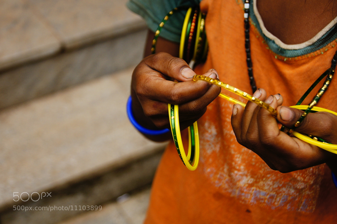Photograph Story of Broken Bangles… by Afzal Khan on 500px