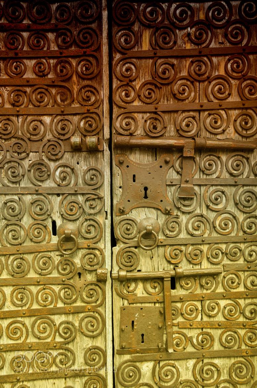 Photograph Door by Alex van der Lecq on 500px