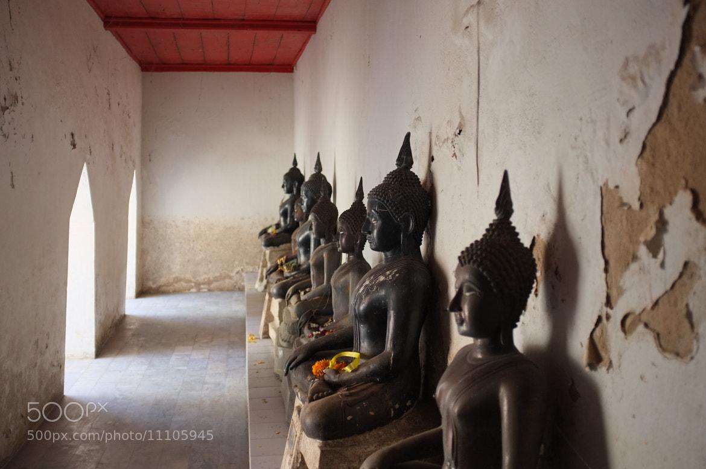Photograph Buddhist Temple by Matthew Richards on 500px