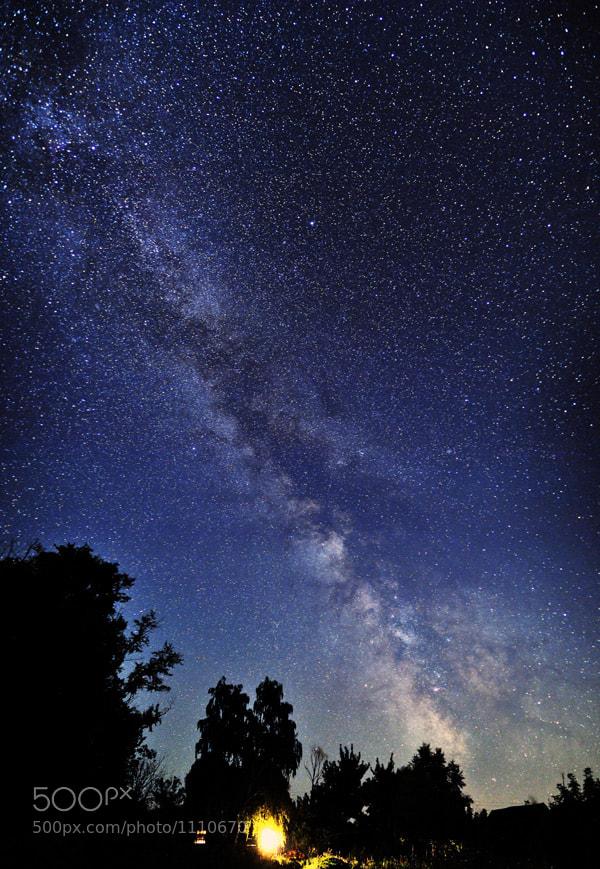 Photograph Milky Way by Denis Bychkov on 500px