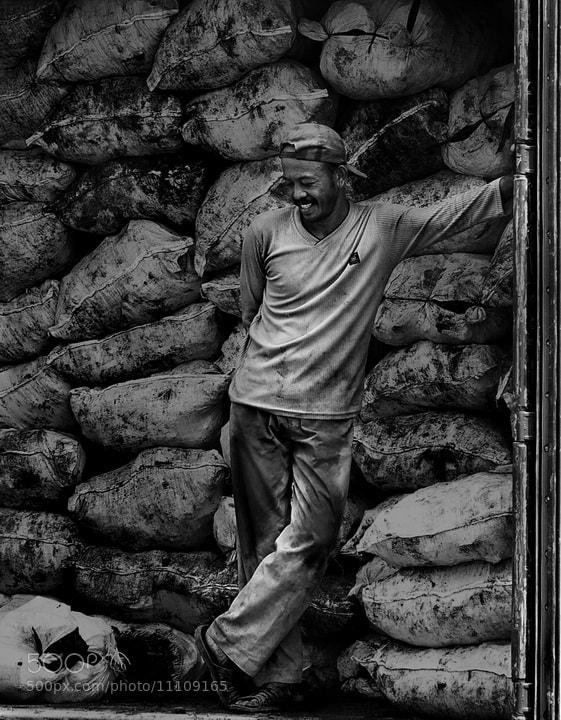 Photograph  the warehouse keeper by Budi Herawan on 500px