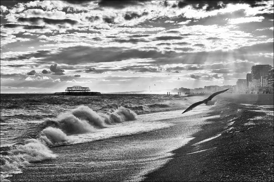 Photograph Brighton by T. Reflexion on 500px
