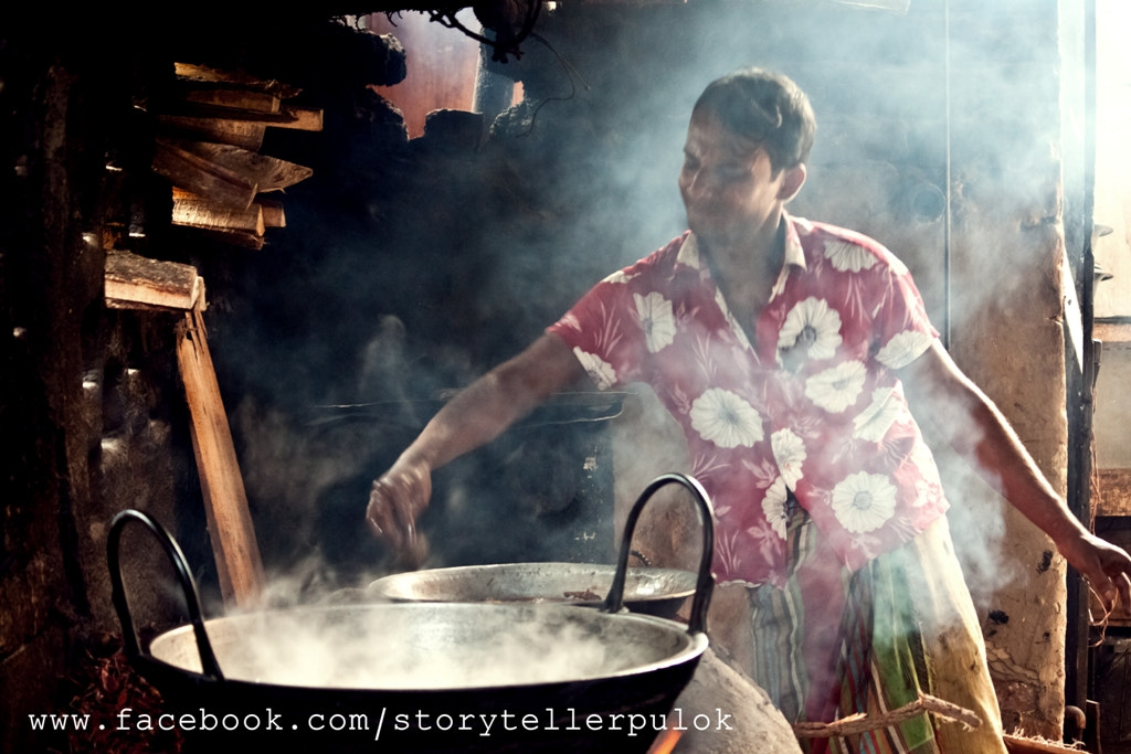 Photograph cooking some delicious dishes for u  by Pulok Kumar on 500px