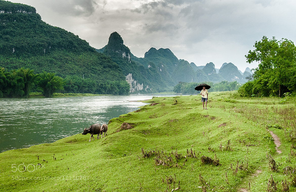 Photograph Rainy day in Yangshuo by Arthur Fuse on 500px