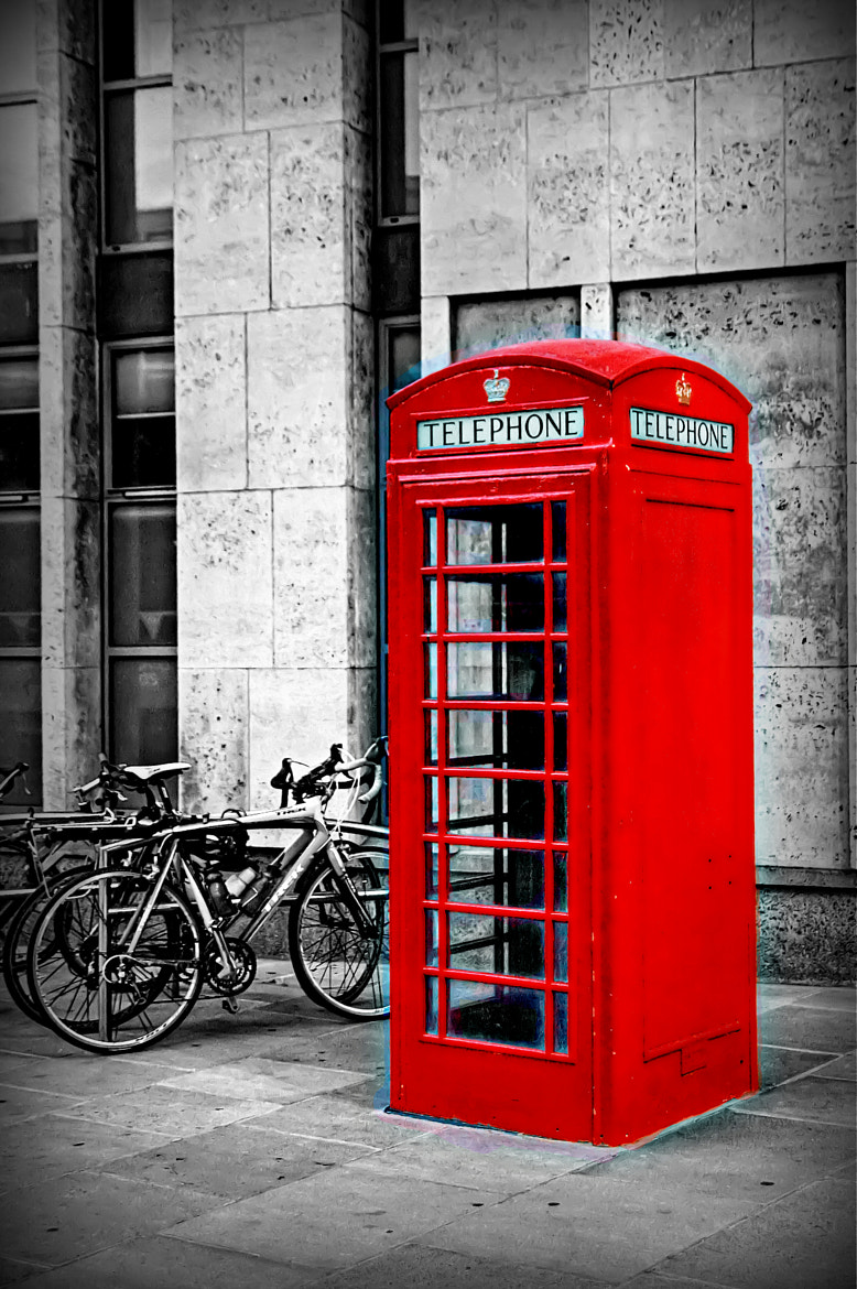 Photograph London Calling by where the user has no names on 500px
