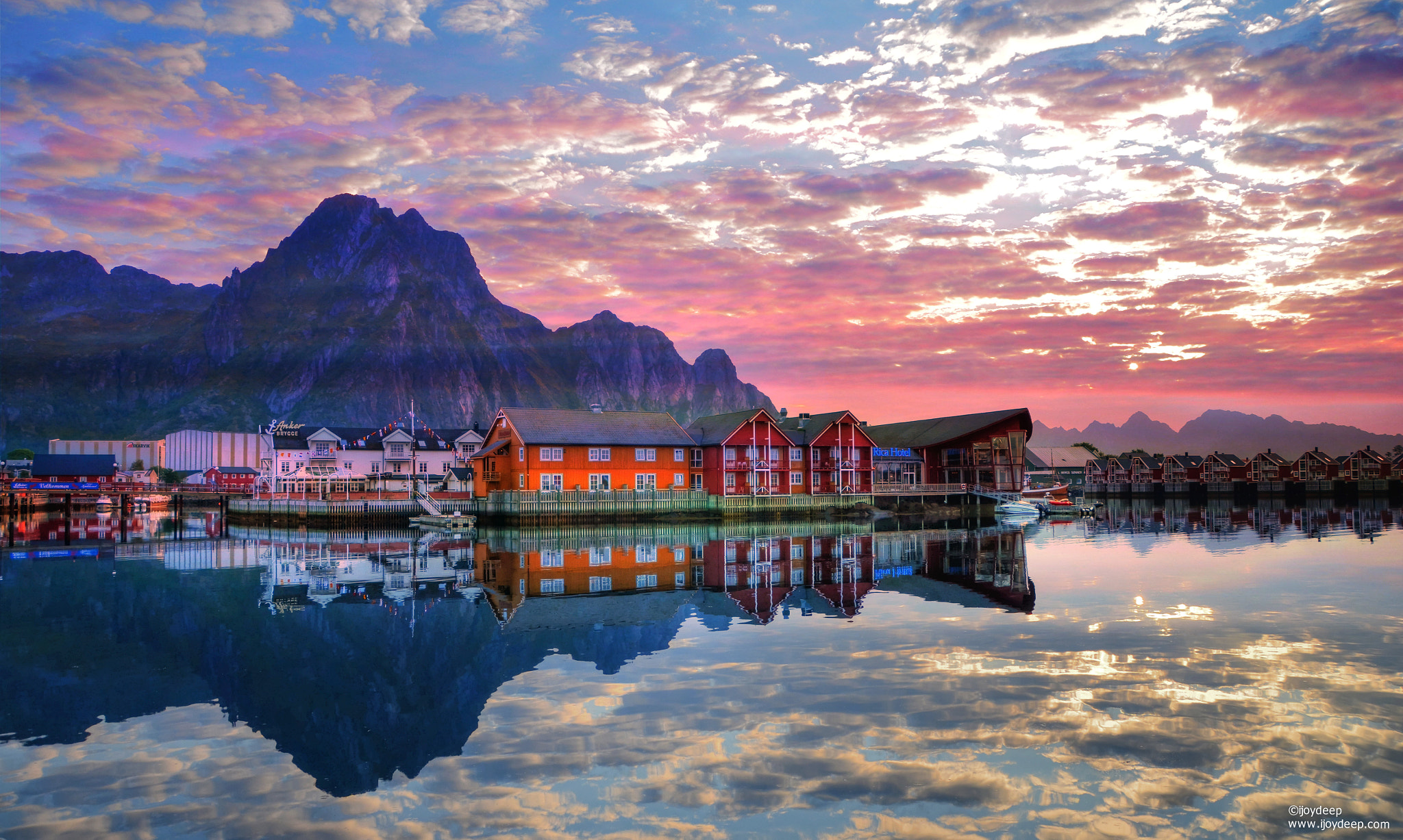Svolvaer Norway  city photo : Photograph Svolvær,Norway by Joydeep Sen on 500px