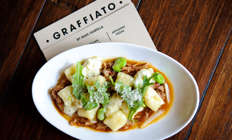 Photograph Gnocchi at Mike Isabella's Graffiato by Kyle Gustafson on 500px