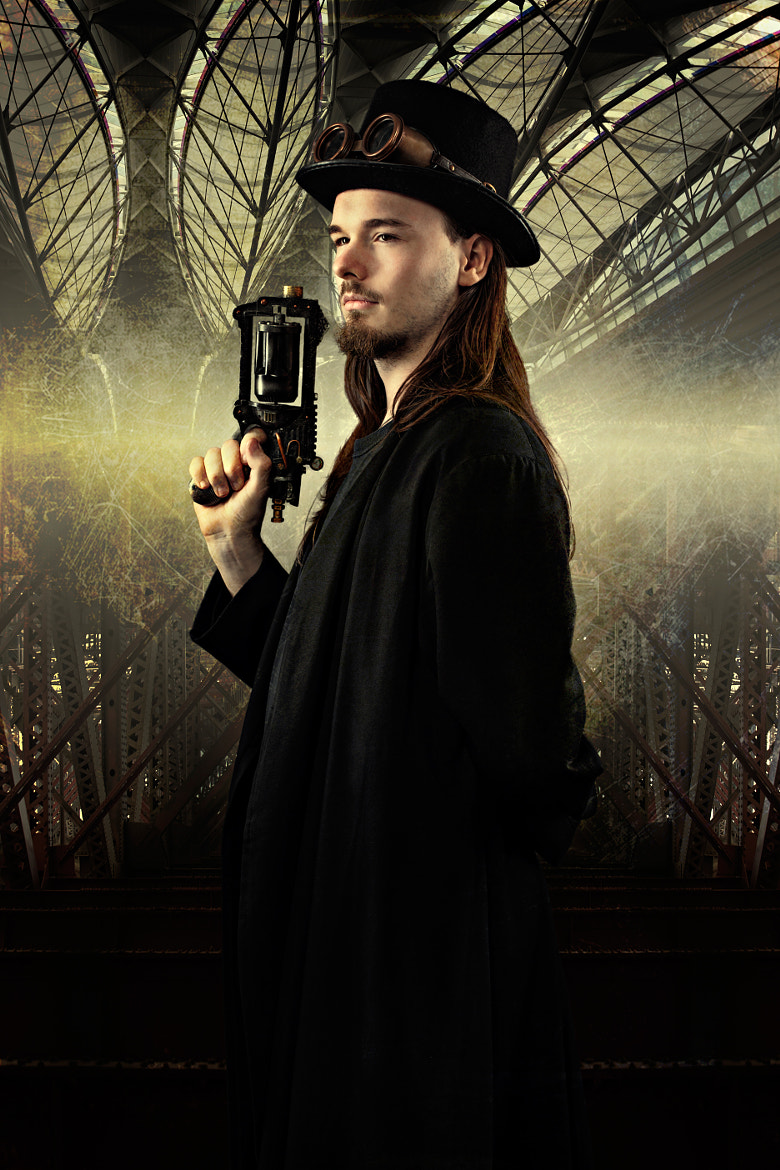 Photograph Steampunk by Innershadows Photography on 500px