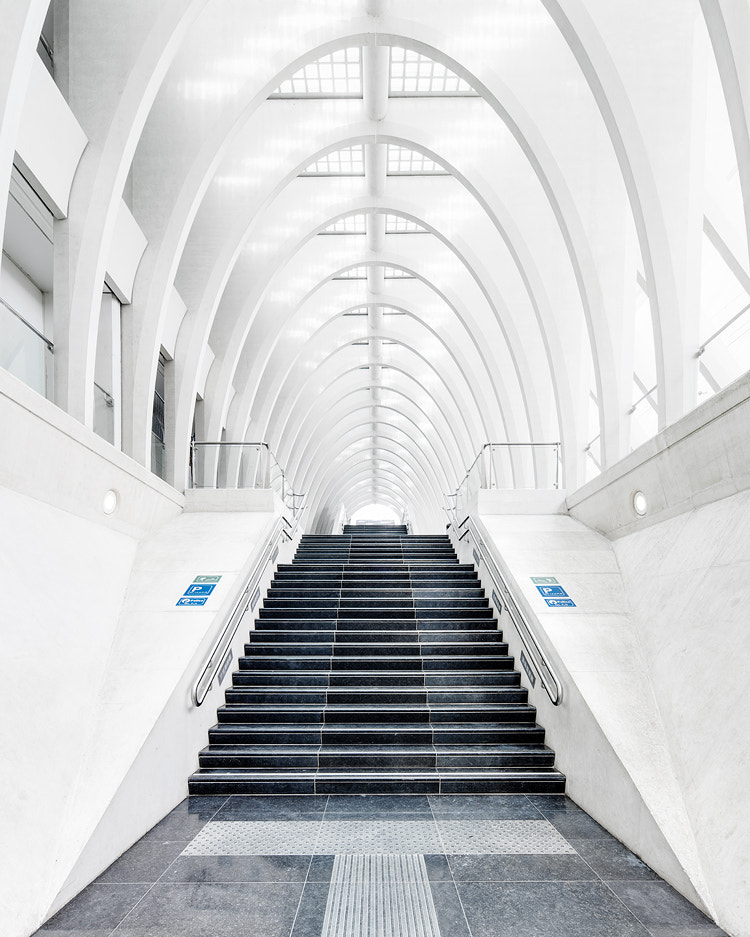 Photograph modern cathedral by Jens Fersterra on 500px
