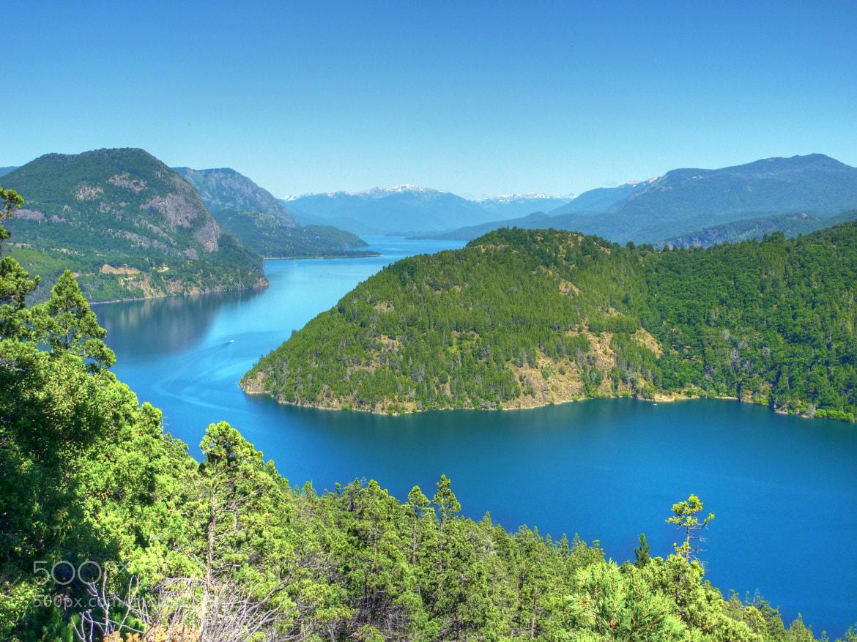 Photograph Lácar Lake by Gabriel Masliah on 500px