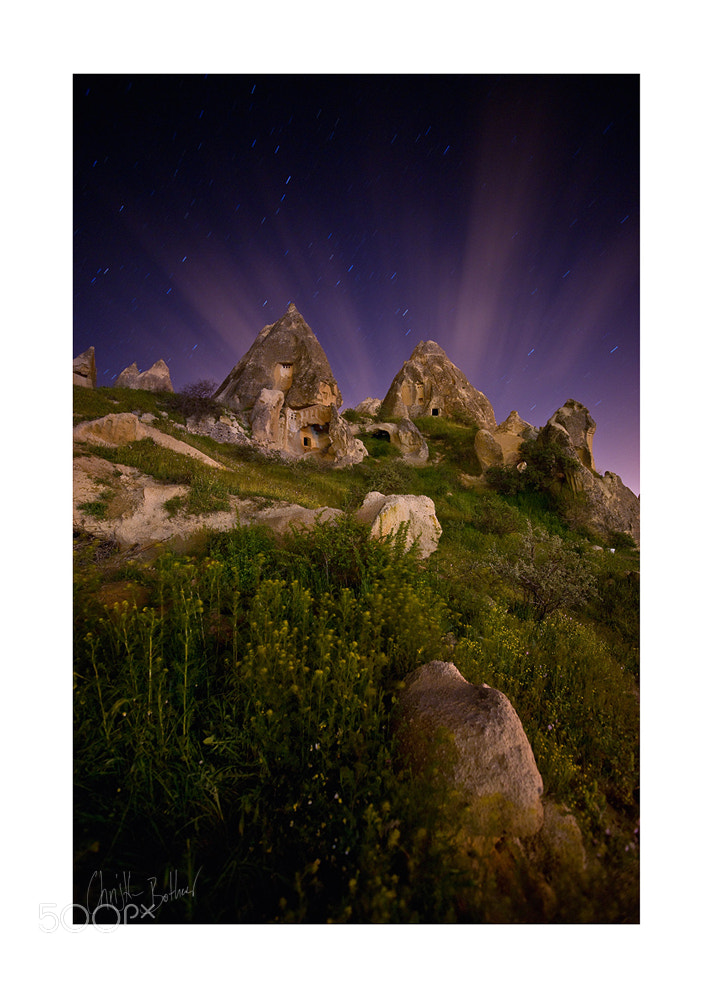 Photograph Cappadocia Nights by Christian Bothner on 500px