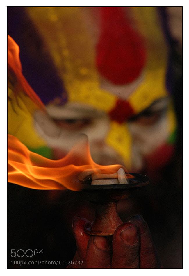 Photograph fire by Kishor Kayastha on 500px
