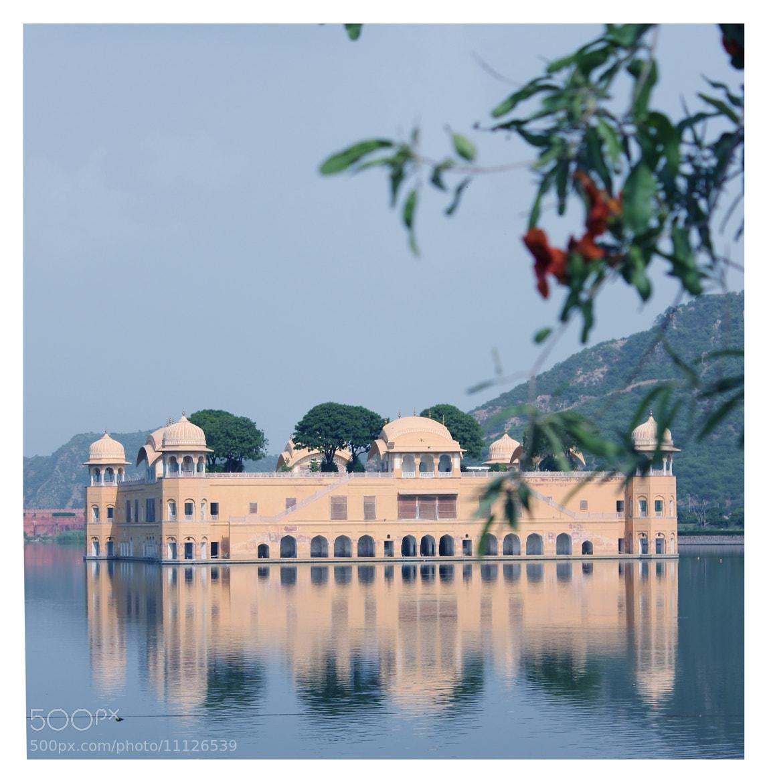 Photograph Jal Mahal by Yashovardhan Sodhani on 500px