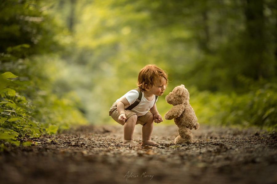 Hello, down there! by Adrian C. Murray on 500px.com