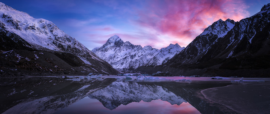 Photograph ▇ ▆ ▅ ▃▲▃ ▅ ▆ ▇ by Timothy Poulton on 500px