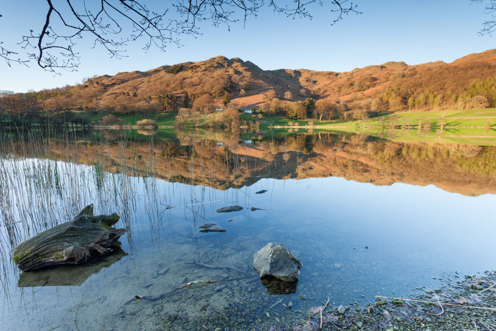 Photograph Loughrigg Tarn by James Bell on 500px