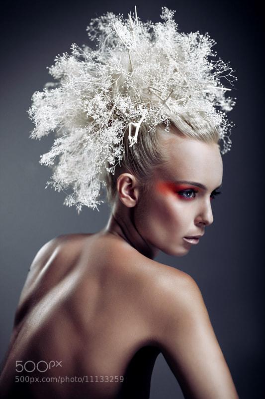 Photograph Hairstylist prezentation by Petr Joura on 500px