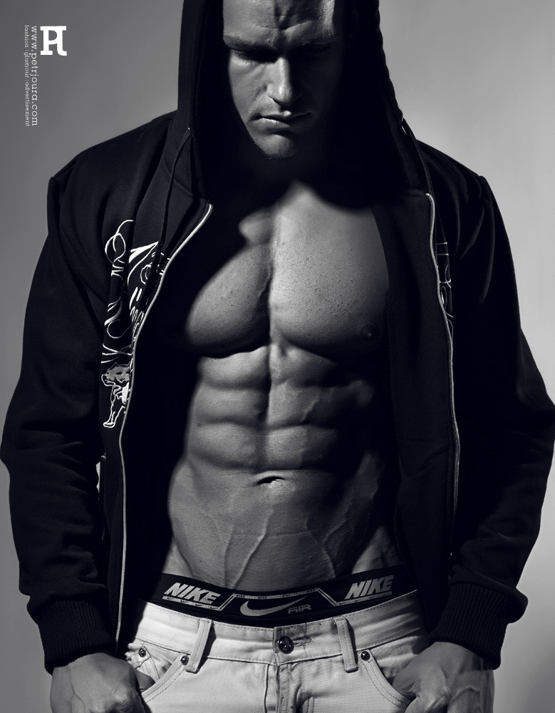 Photograph young Czech bodybuilder by Petr Joura on 500px