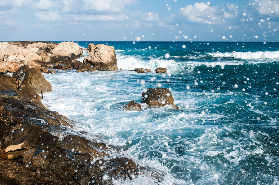 Photograph Cyprus splashs by Iren Sun on 500px