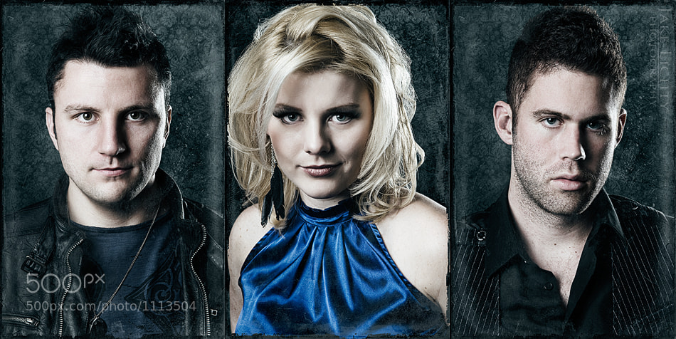 Photograph Jasper James, Laura Doll, Mike Paterson  by Jake Lichty on 500px