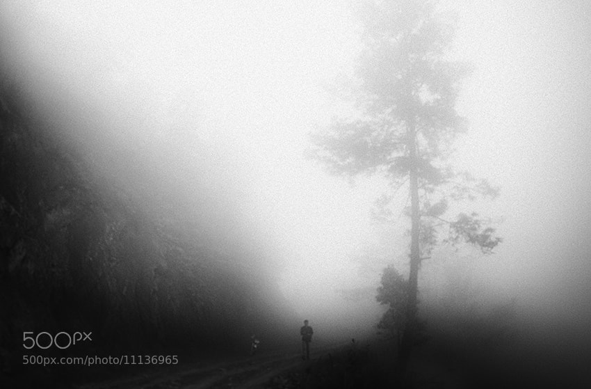 Photograph the fog by Ben  on 500px