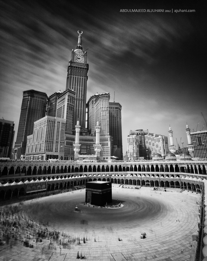 Photograph Makkah  by Abdulmajeed  Aljuhani on 500px