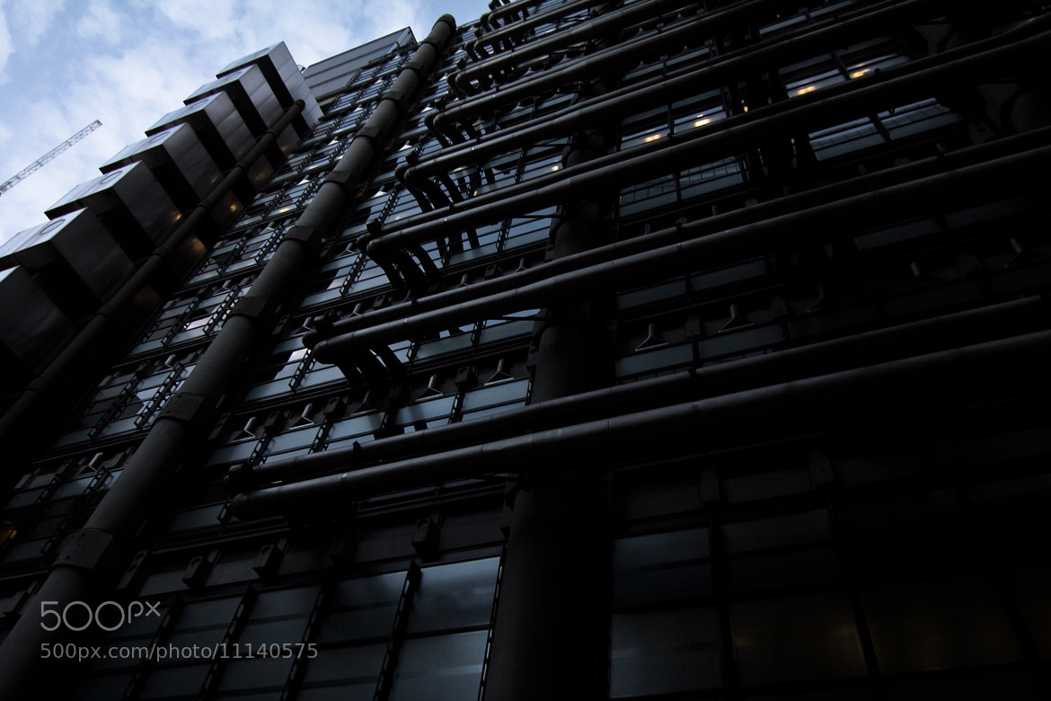 Photograph Pipes  by Leigh  Bloomfield on 500px