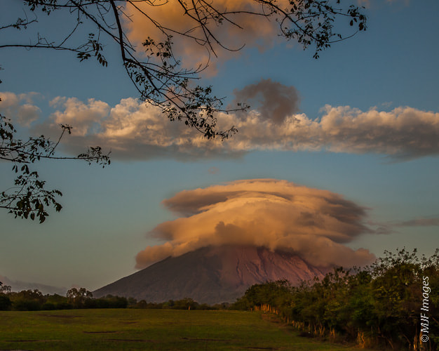 Photograph Volcan Concepcion by Michael Flaherty on 500px