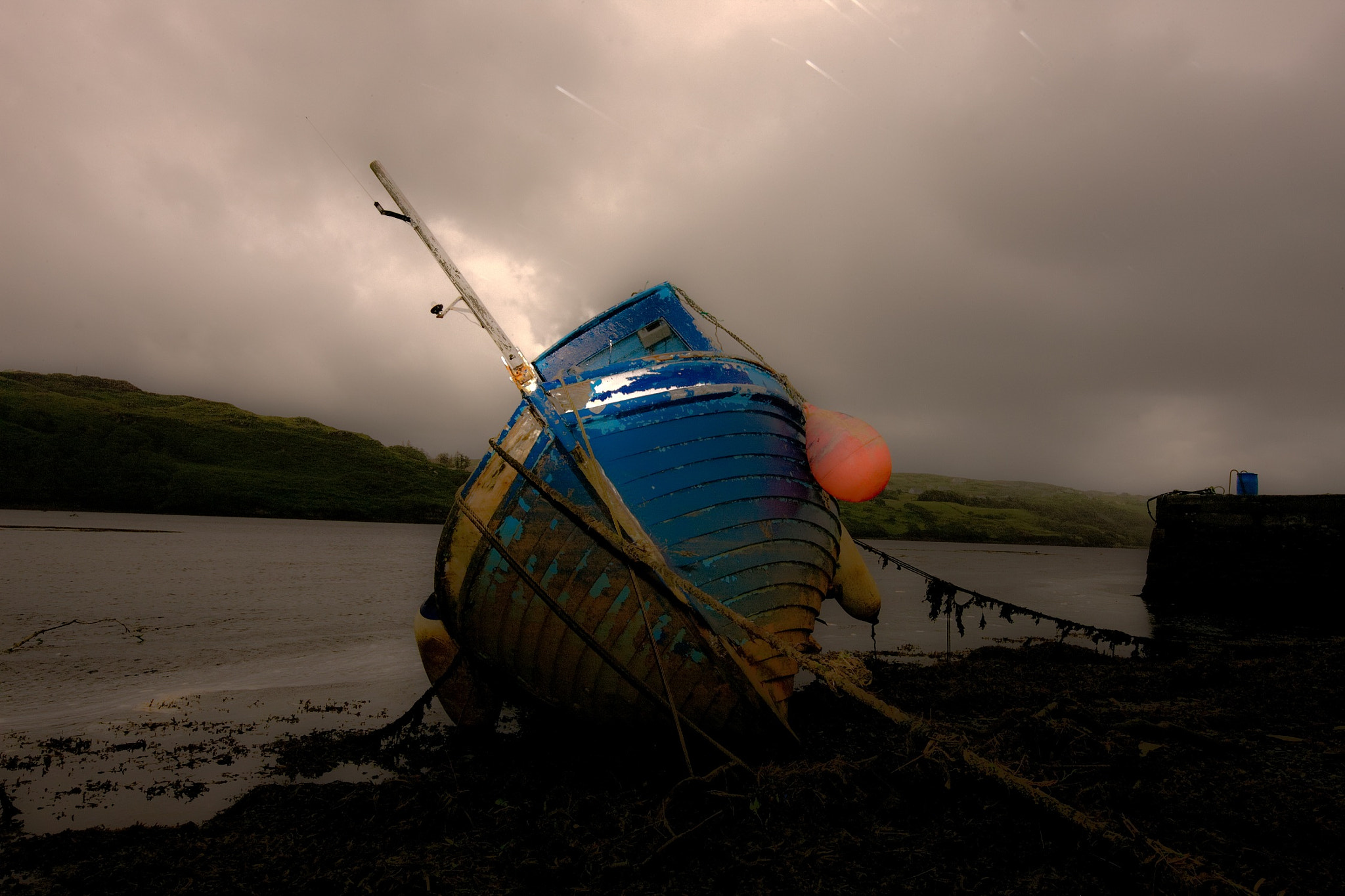 Photograph boat by Neil Brownlee on 500px