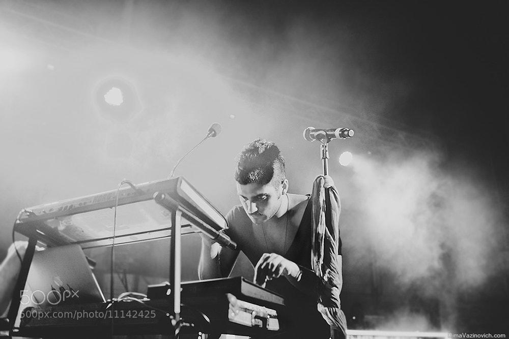 Photograph Oshri and the band by Dima Vazinovich on 500px