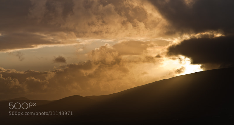 Photograph Kerry Mountains by Noel Kelly on 500px