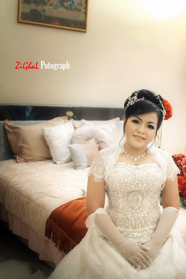 Photograph She Bride by Zighal  on 500px