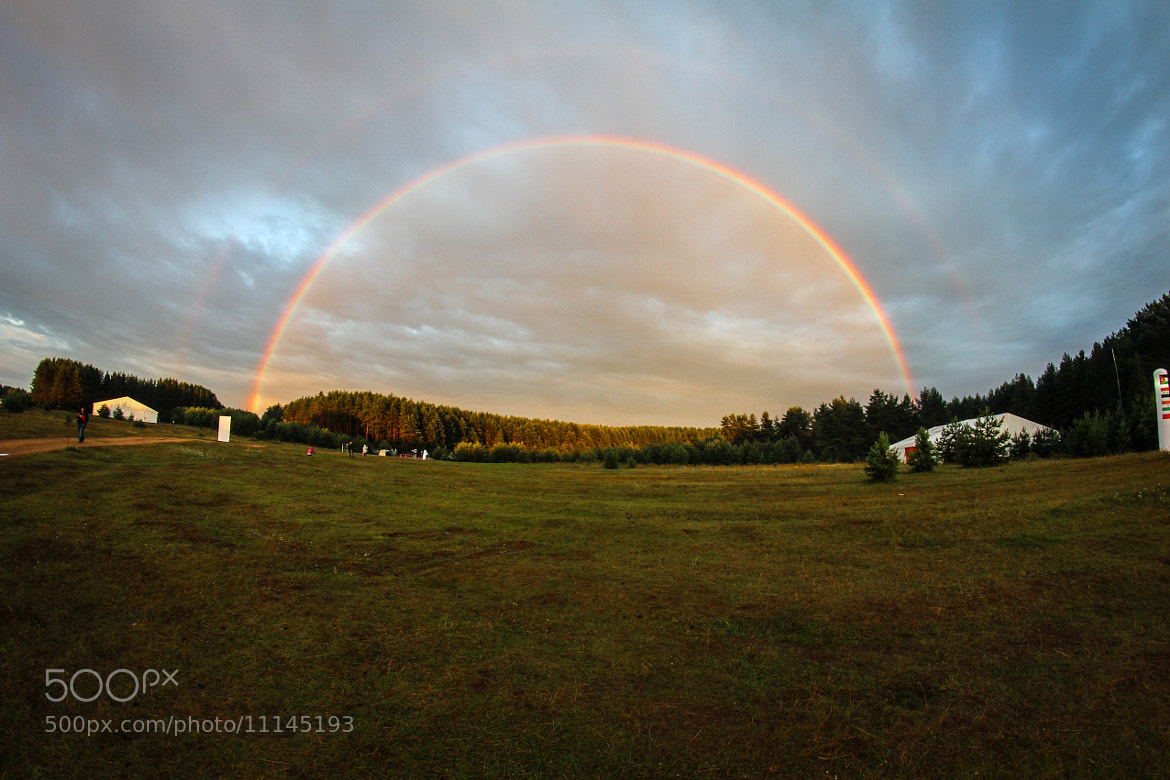 Photograph RAINBOW by dima seleznev on 500px