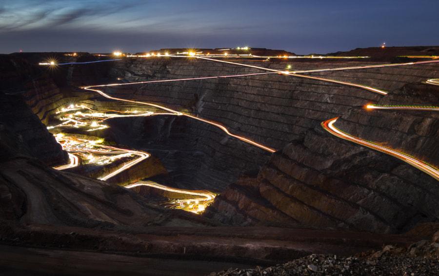 mining metropolis